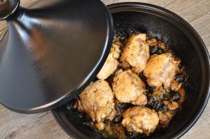 Pollo alle olive