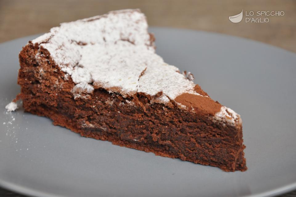 Ricetta Salame Al Cioccolato Spicchio Daglio.Ricetta Salame Di Cioccolato Le Ricette Dello Spicchio D Aglio