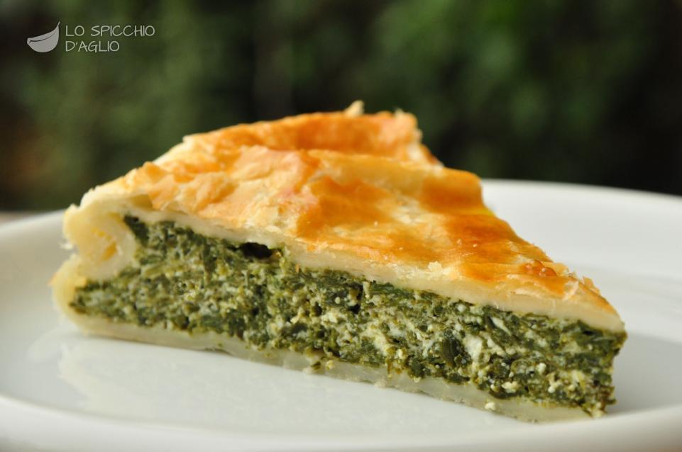 Preferenza Ricetta - Torta salata spinaci e ricotta - Le ricette dello  GO83