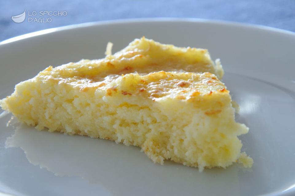 Ricetta del semolino dolce con il bimby