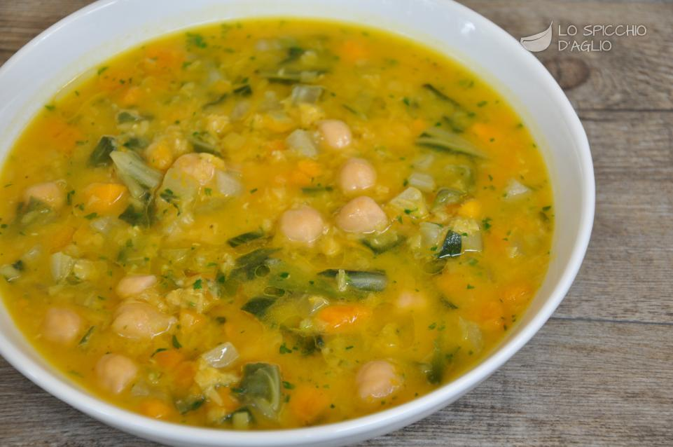 Ricette di cucina le ricette dello spicchio d 39 aglio - Cucinare lenticchie in scatola ...